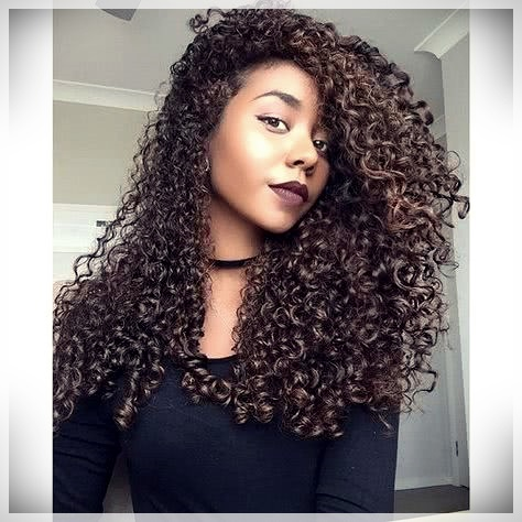 Curly or Wavy Haircuts 2019 - Curly or wavy haircuts 2019 46