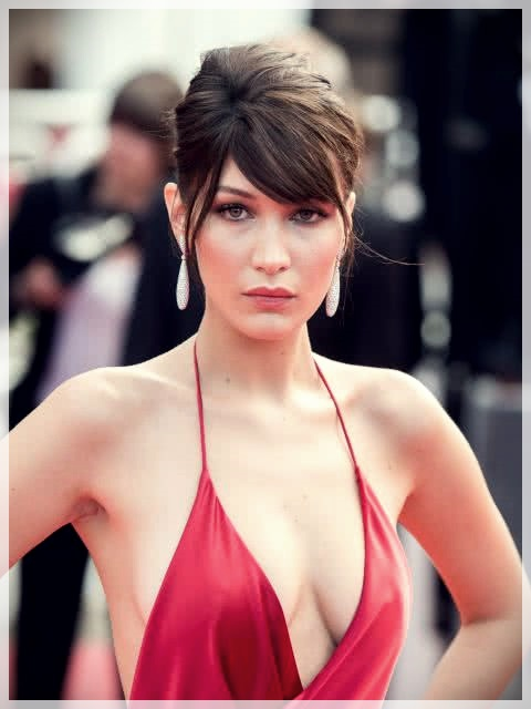 Haircuts with bangs 2019: photos and trends - Haircuts with bangs 2019 2
