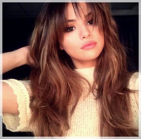 Haircuts with bangs 2019: photos and trends - Haircuts with bangs 2019 20 1