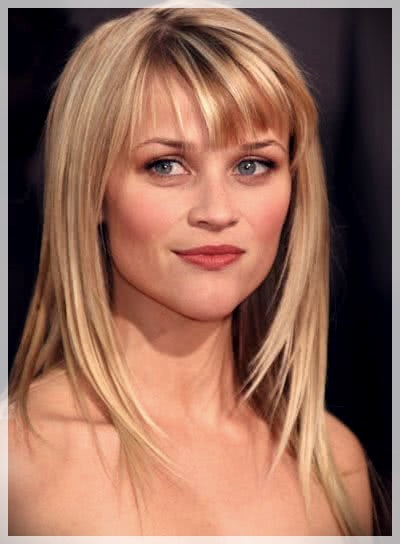 Haircuts with bangs 2019: photos and trends - Haircuts with bangs 2019 33