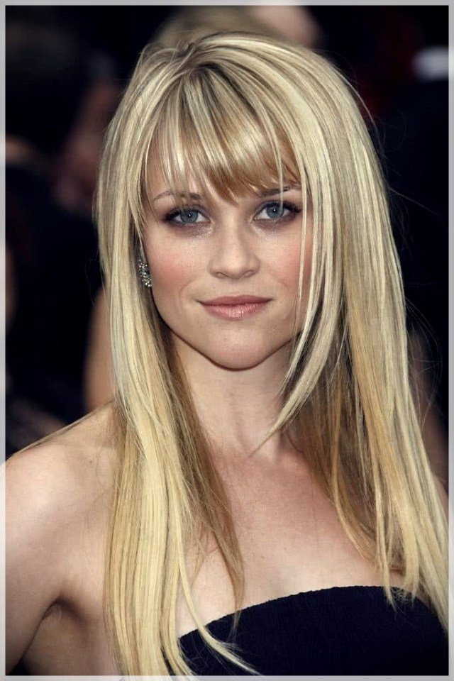 Haircuts with bangs 2019: photos and trends - Haircuts with bangs 2019 34