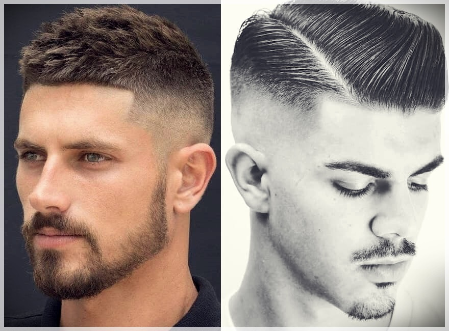 Short Haircuts Man 2019: ideas and trends - Short and ...