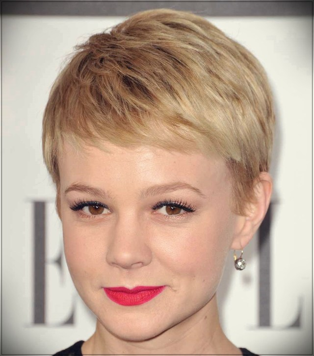 Pixie cut: who is it good for? Photos of stars to draw inspiration from - pixie cut 28
