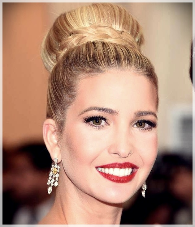 Updos 2019 fashion trends - updos 2019 10