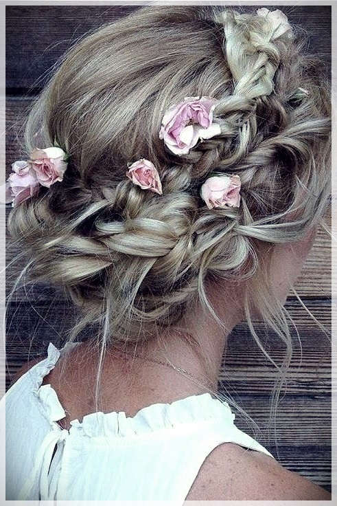 Updos 2019 fashion trends - updos 2019 13
