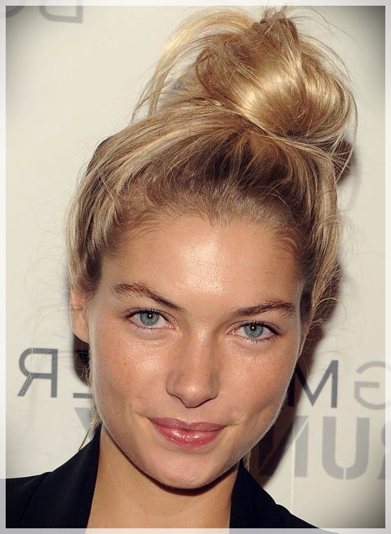 Updos 2019 fashion trends - updos 2019 23