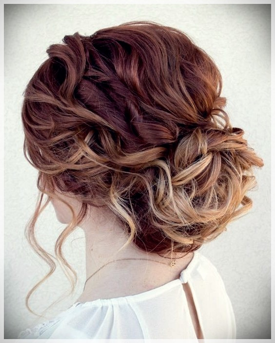 Updos 2019 fashion trends - updos 2019 3