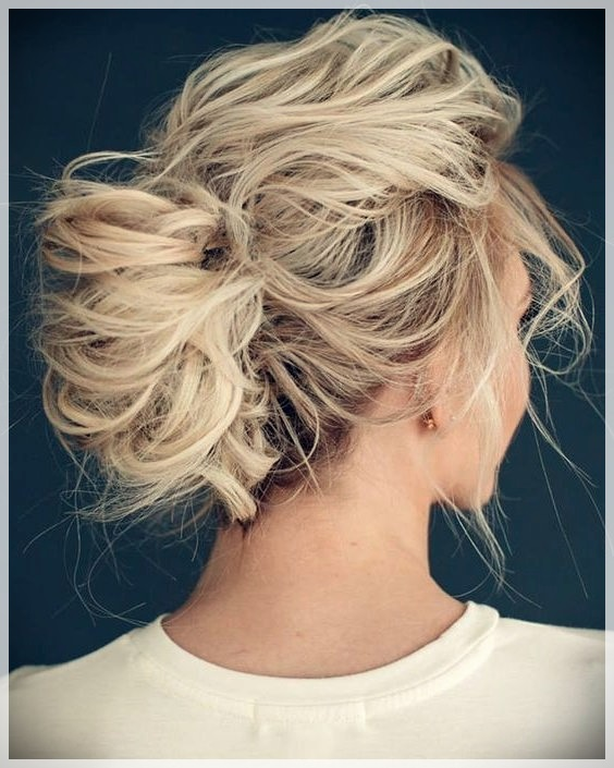 Updos 2019 fashion trends - updos 2019 4