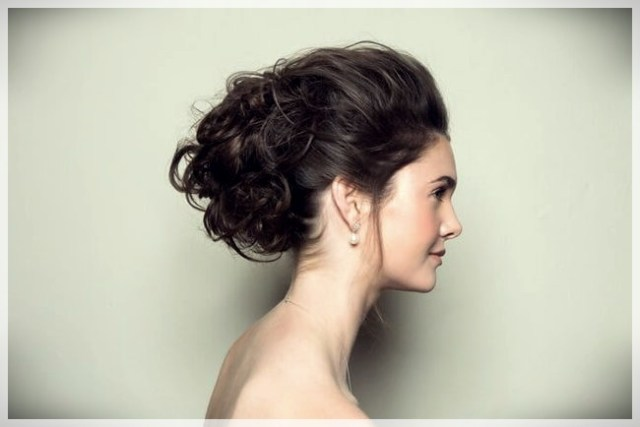 Updos 2019 fashion trends - updos 2019 8