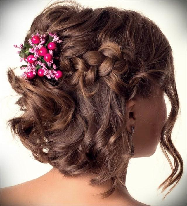 Short and medium hairstyles: beautiful ideas! - Short and medium hairstyles 20