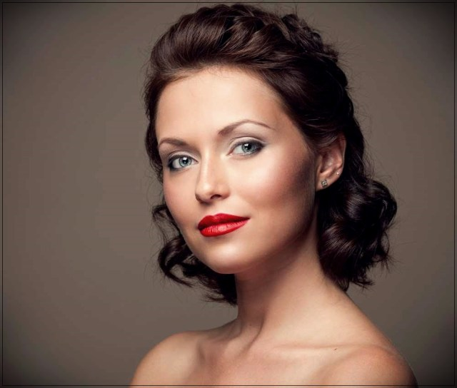 Short and medium hairstyles: beautiful ideas! - Short and medium hairstyles 22