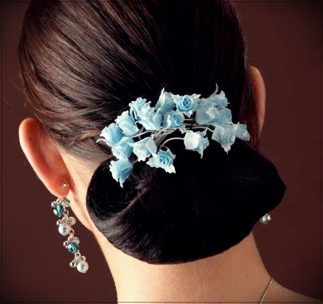Short and medium hairstyles: beautiful ideas! - Short and medium hairstyles 32