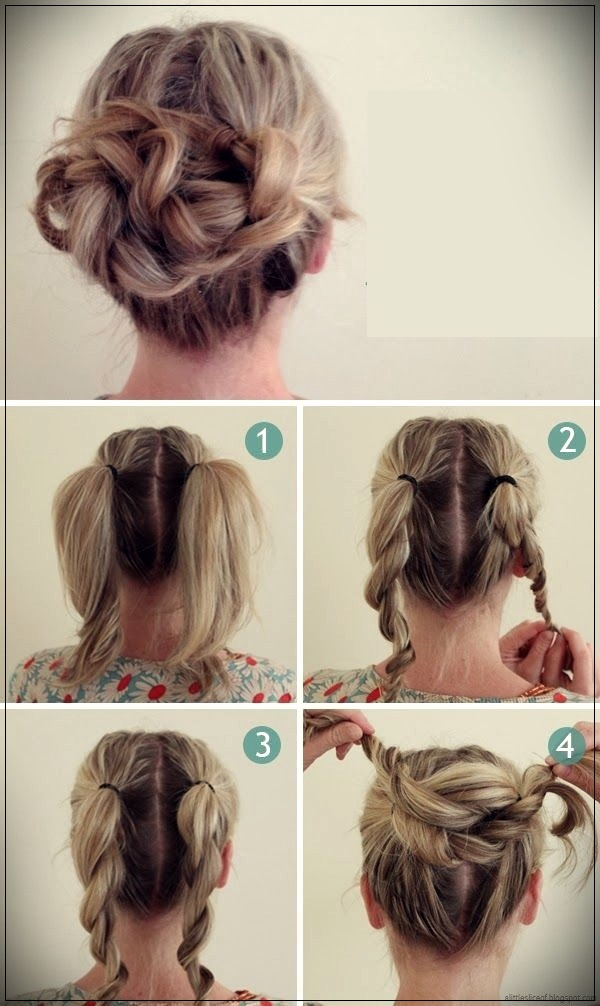 Easy Hairstyles 2019 step by step - easy hairstyles 2019 14