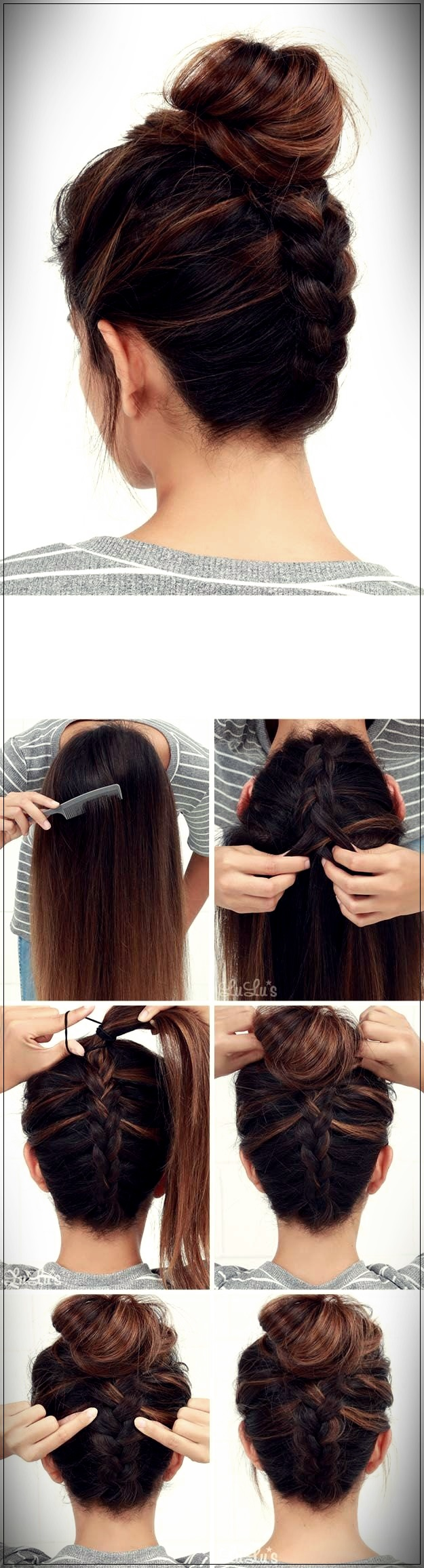 Easy Hairstyles 2019 step by step - easy hairstyles 2019 18