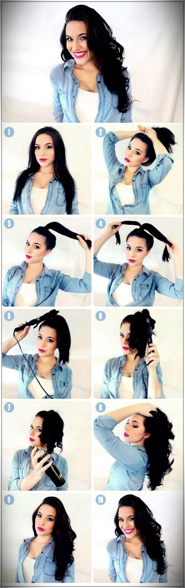 Easy Hairstyles 2019 step by step - easy hairstyles 2019 27