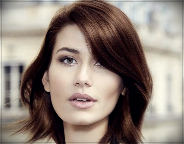 Haircuts for Round Face: Choose the one that's right for you - haircuts for round face 7