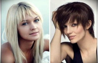 Home - hairstyles with long side bangs 1