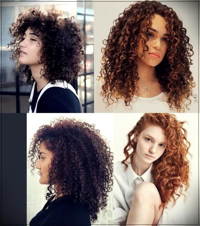 Curly Haircuts 2019