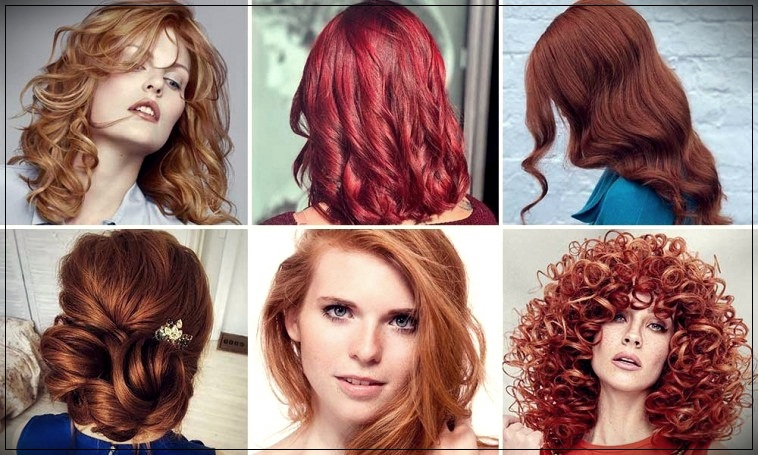 Red hair 2019
