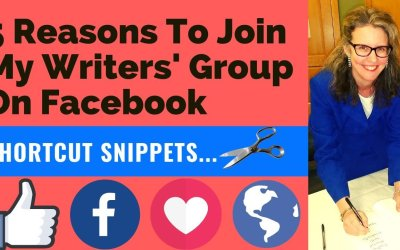 5 Reasons To Join The Shortcuts For Writers Facebook Group