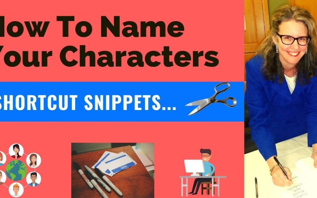 Video Tour of 7 Character Name Generator Sites