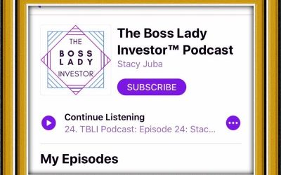 Get Some Book Publishing Tips On The Boss Lady Investor Podcast