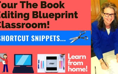 Tour The Book Editing Blueprint Classroom