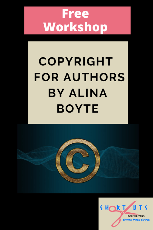 copyright for authors