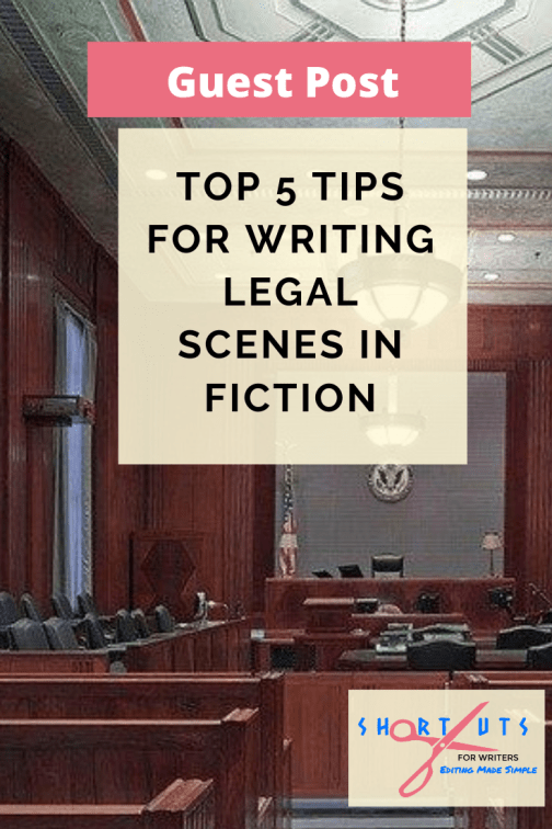 legal scenes in fiction