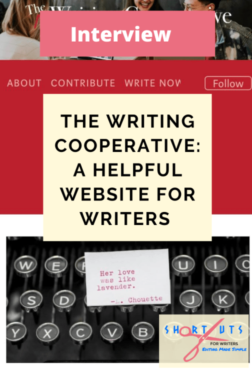 website for writers