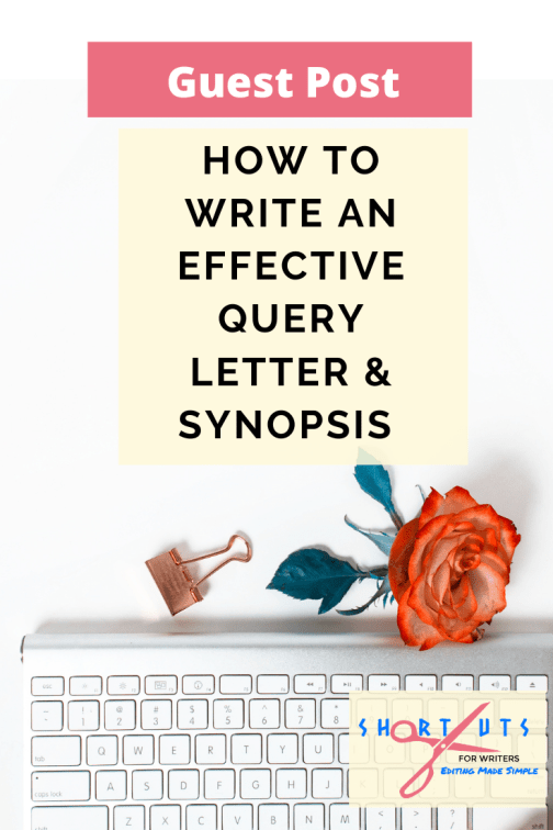 how to write an effective query letter and synopsis