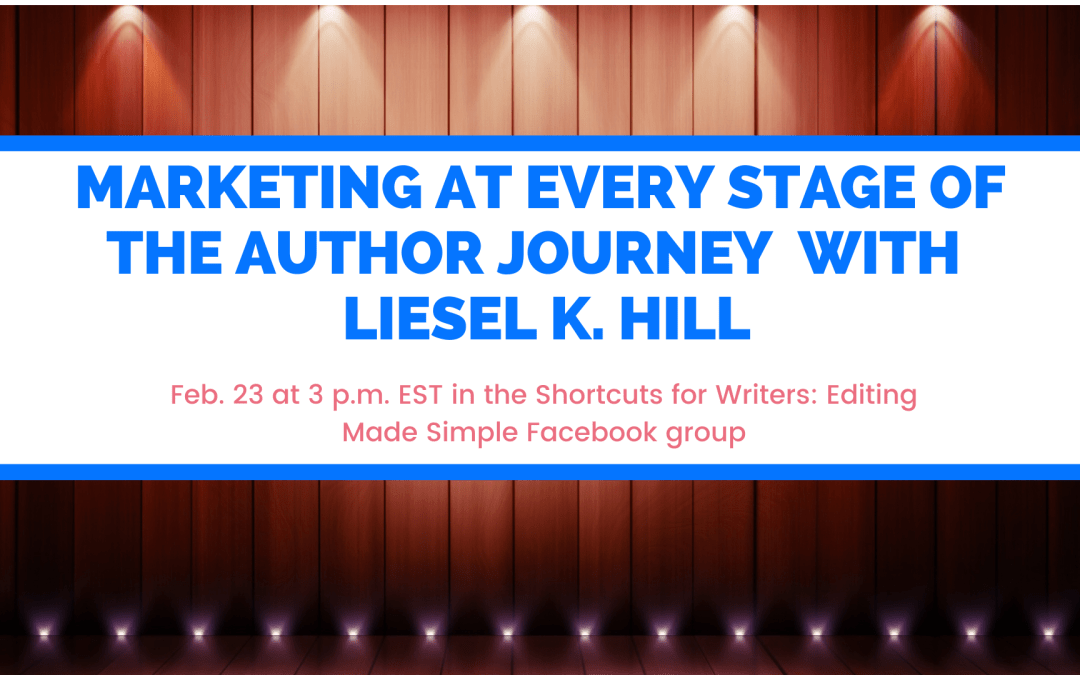 Free Workshop: Book Marketing Strategies For Authors
