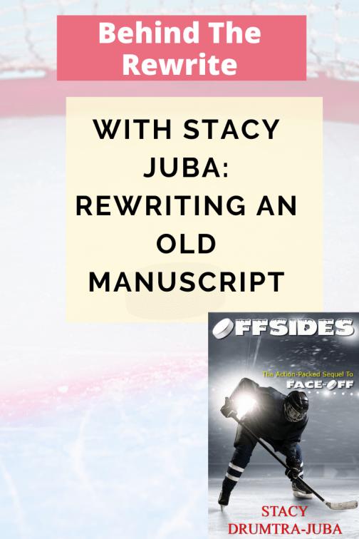 Rewriting an old manuscript