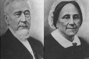 Col. Alfred and Martha Shorter