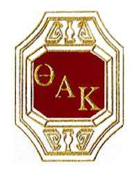 Theta Alpha Kappa logo