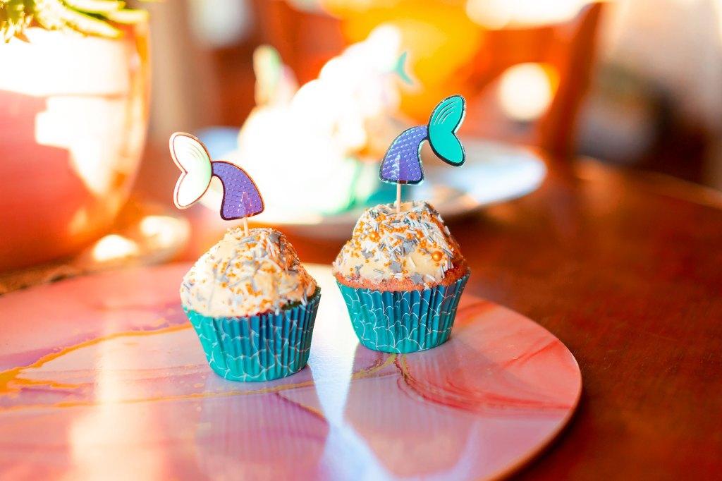 Rainbow Cupcakes Example 10