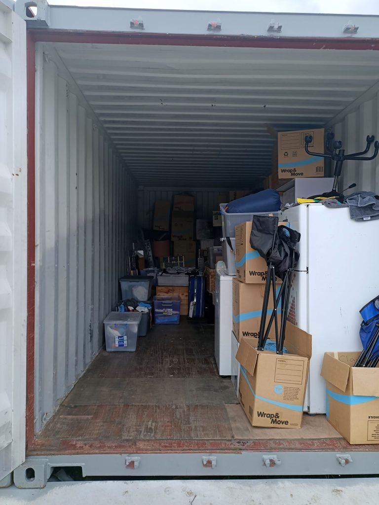 moving across australia, packing up picture 2
