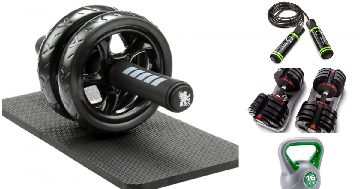 Best home gym essentials: 10 things you need in your life right now