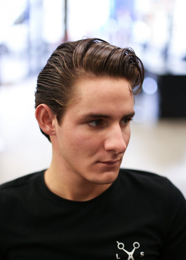 how to recreate alex turner's pompadour at home by yourself