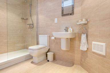 Three Bathrooms