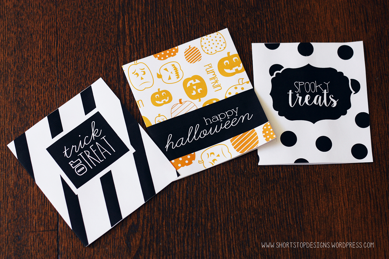 halloween – short stop designs