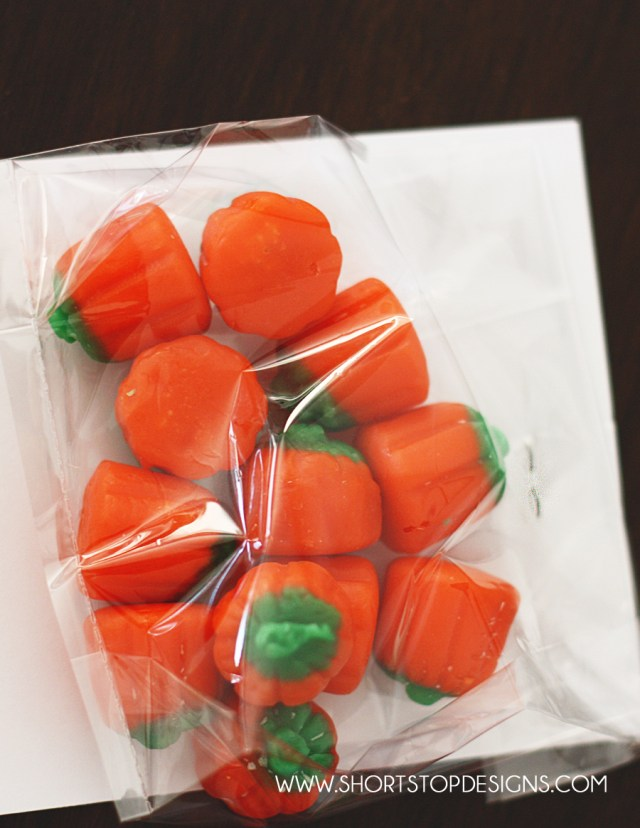 DIY Halloween Treat Bag