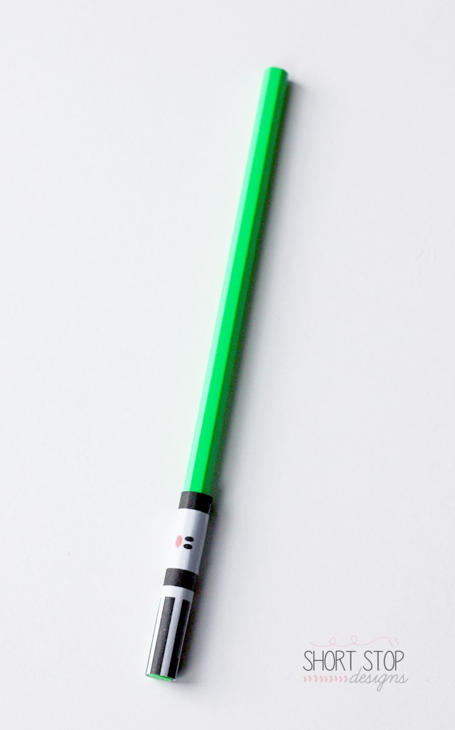 Star Wars Valentine Lightsaber