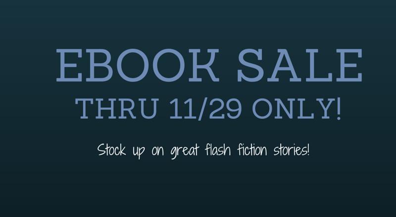 $0.99 eBook Sale — Thru Sunday 11/29 ONLY!
