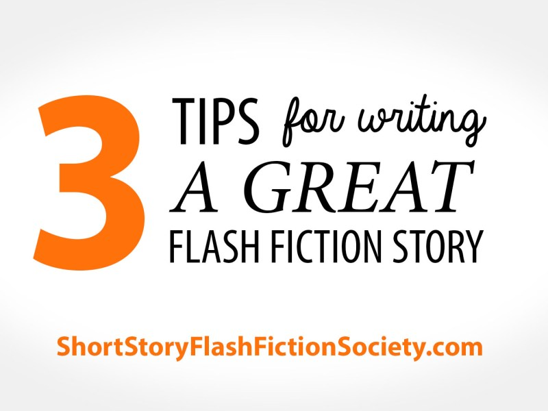 Video: Tips For Writing A Great Flash Fiction Story