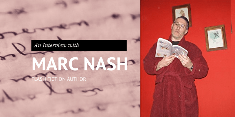 An Interview with Marc Nash
