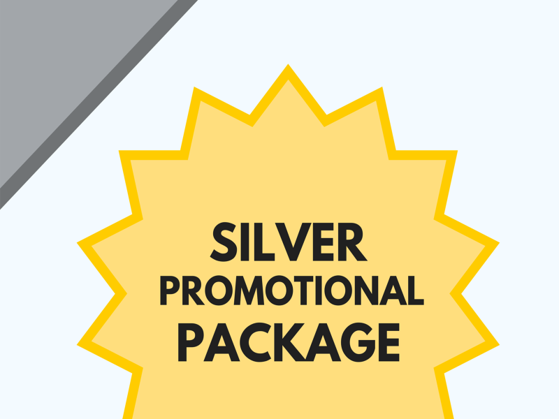 Silver Promotional Package
