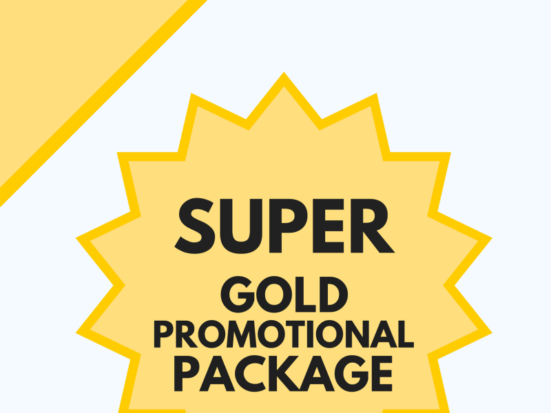 SUPER Gold Promotional Package