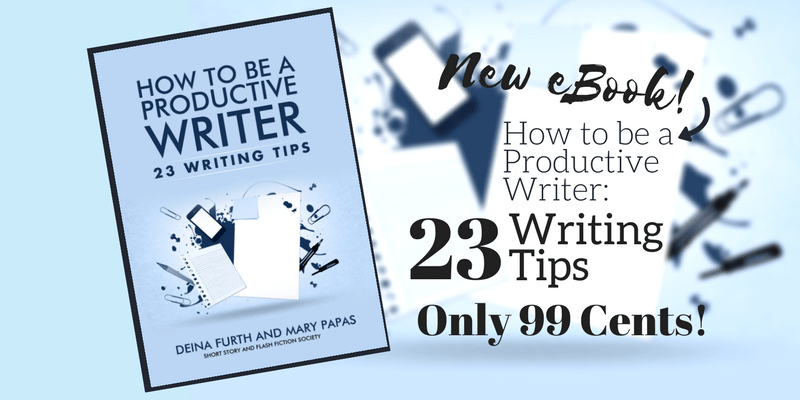 New eBook from SSFFS: How to be a Productive Writer!