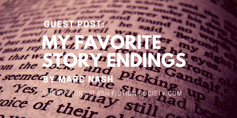 My Favorite Story Endings: A Guest Post by Marc Nash